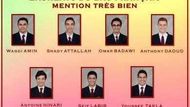 Photo of Félicitations aux élèves de la promotion 2020